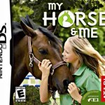 My horse and me Nintendo DS spel