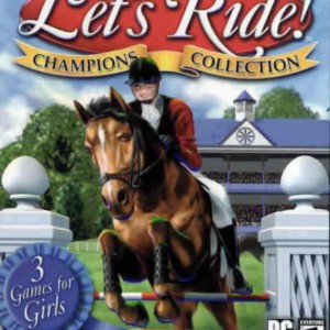 Let's ride - Champions Collection - Paardenspel