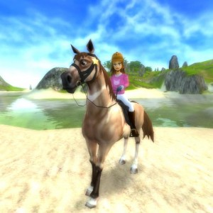 Star stable online paardenspel